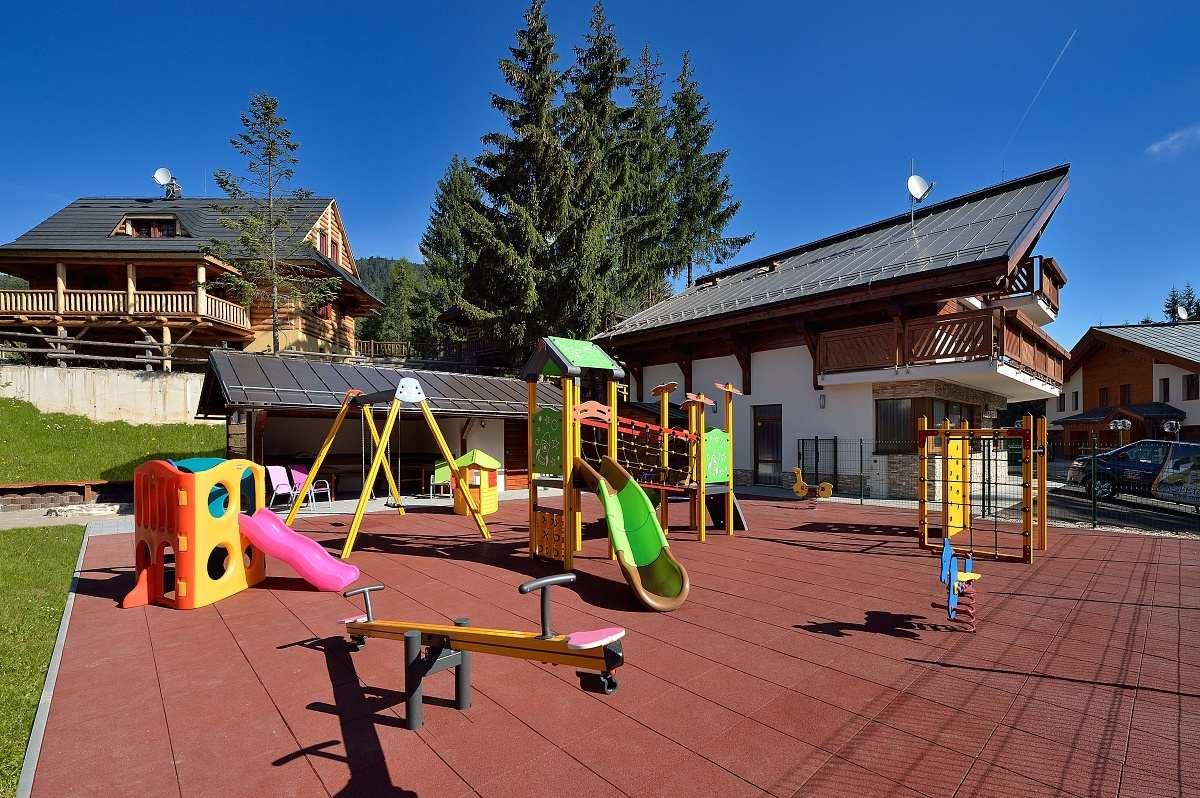 Apartmány Donovaly - Villa GARDENIA bb643a5512b