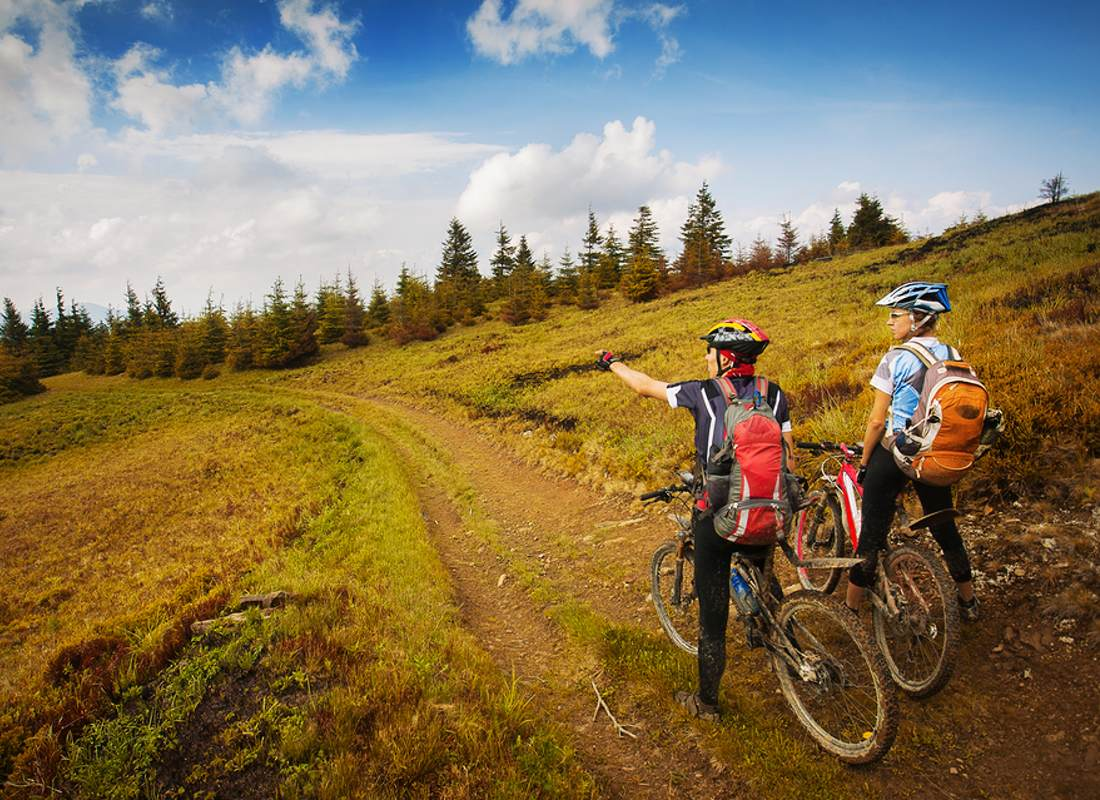 Turistika a cyklistika Donovaly - Villa GARDENIA c583ca097f0