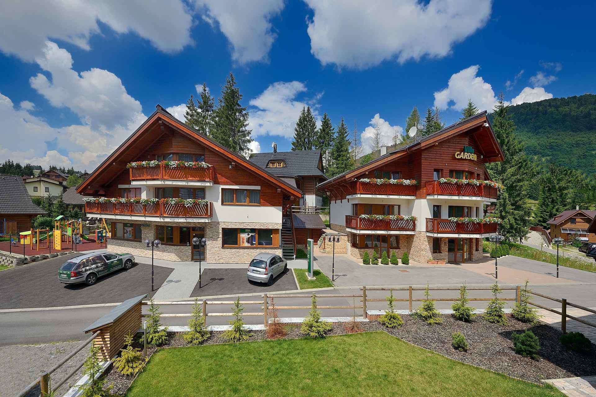 Najlepšie apartmány na Donovaloch - Villa GARDENIA 639121c5314